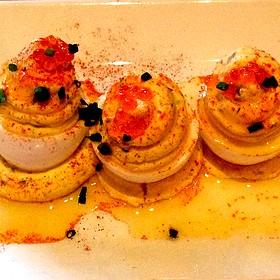 Deviled Eggs - Yardbird Southern Table & Bar, Miami Beach, FL