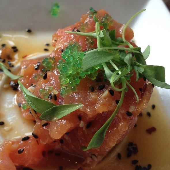 Spicy Tuna Tartare - Level Small Plates Lounge, Annapolis, MD