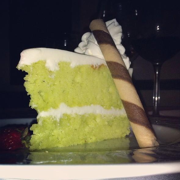 Lime Tequila Cake - Paloma Mexican Haute Cuisine, Philadelphia, PA