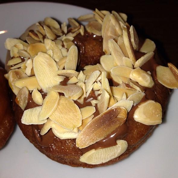 Chocolate Hazelnut Doughnut - Brindle Room, New York, NY