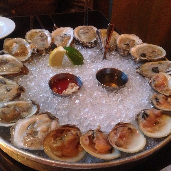 $1 Clams And Oysters - Thalia, New York, NY