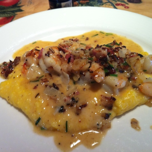 Shrimp and Grits - Babette's Cafe, Atlanta, GA