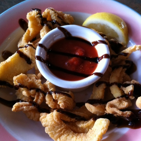 Calamari - Lombard's Seafood Grille, Orlando, FL