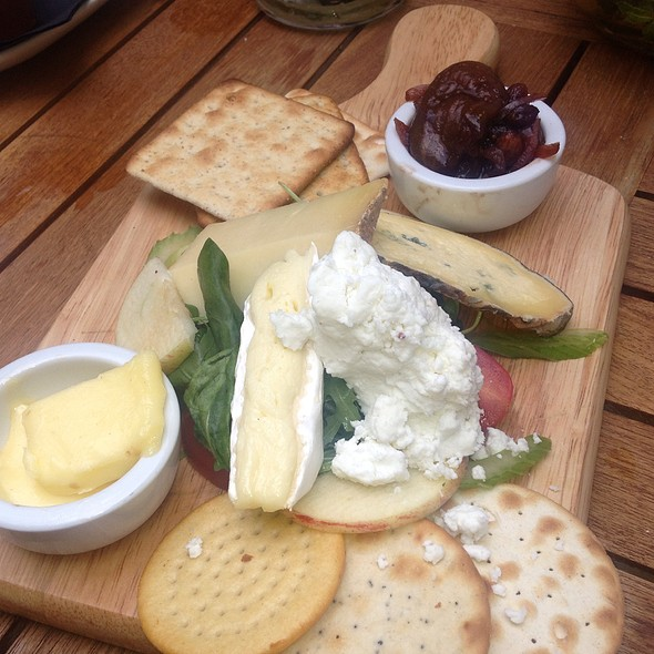 Cheese Board - The Rose Fulham, London