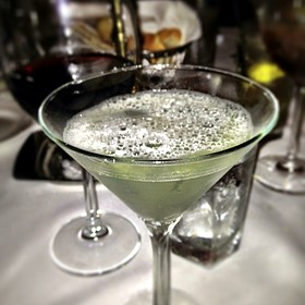 Pineapple Infused Vodka - The Capital Grille - Naples, Naples, FL