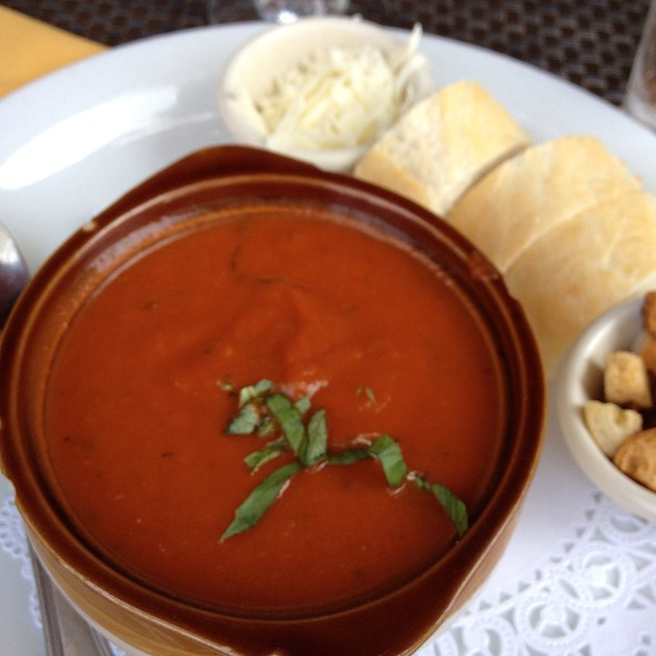 Tomato Soup - Creme de la Crepe - Redondo Beach, Redondo Beach, CA