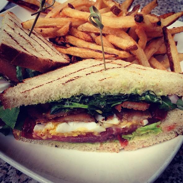B.E.L.T. Sandwich - Max's Harvest, Delray Beach, FL