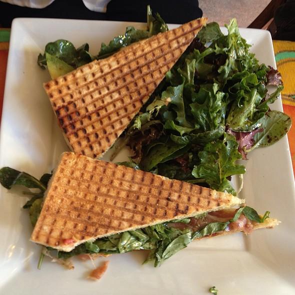 Foccacia Verona - Cafe Verona, Los Angeles, CA