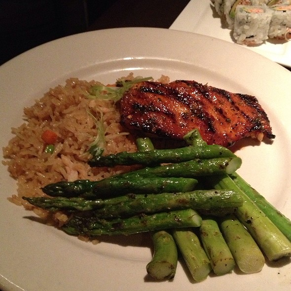 Sweet Chili Glazed Salmon - Kona Grill - Troy, Troy, MI