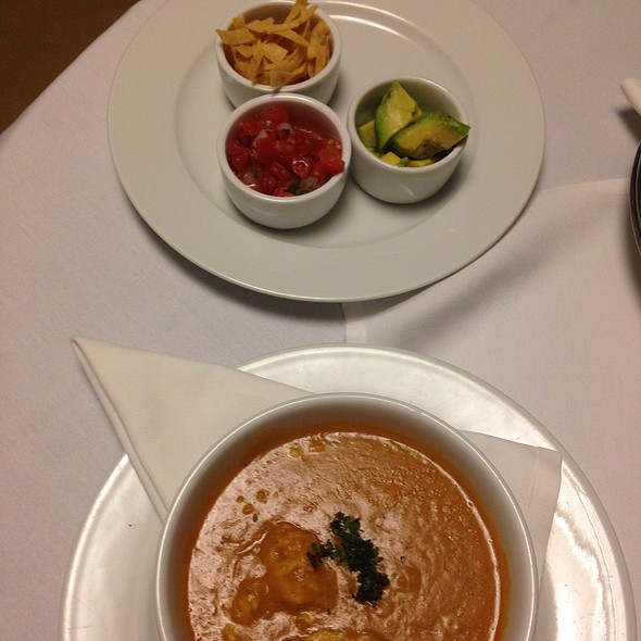 Chicken Tortilla Soup - Tusca - Hyatt Regency Orange County, Garden Grove, CA