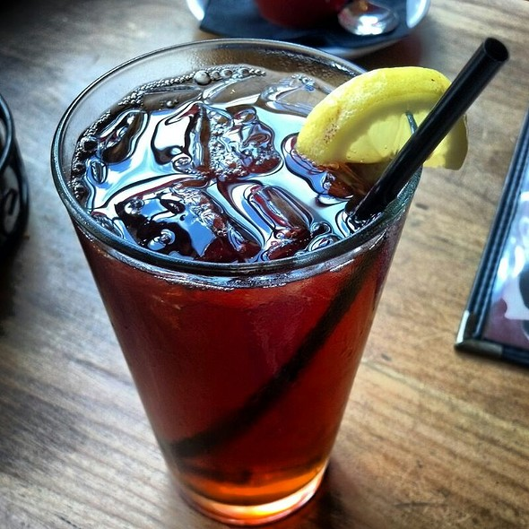 Unsweetened Iced Tea - Mas Mexicali Cantina - West Chester, West Chester, PA