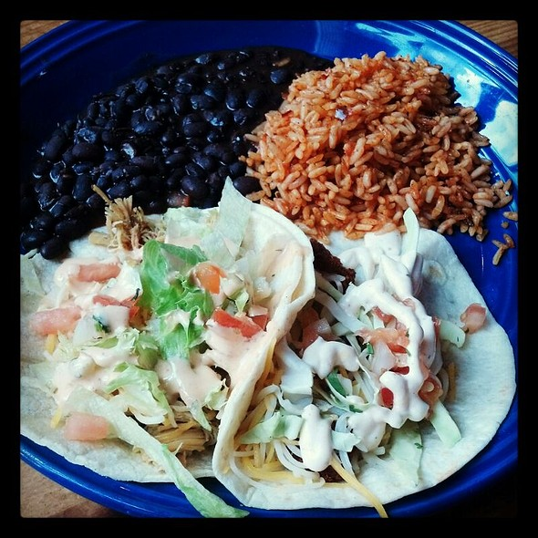 """Award Winning"" Chicken Taco & Corona Fish Taco  - Mas Mexicali Cantina - West Chester, West Chester, PA"