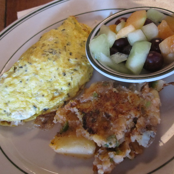 Omelette - Tavern on Jane, New York, NY