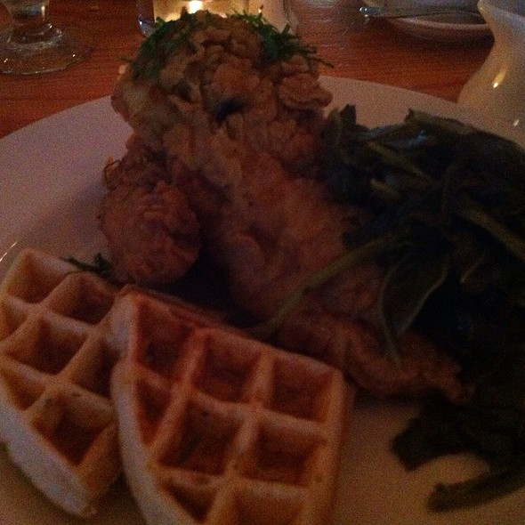 buttermilk fried chicken - 44 1/2 Hell's Kitchen, New York, NY