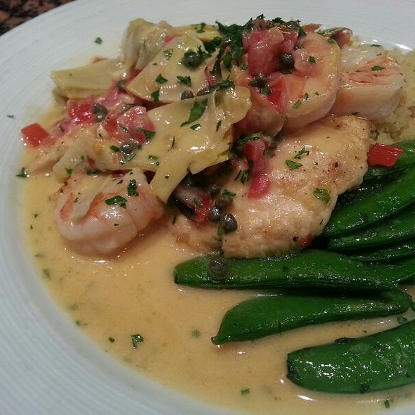 Chicken Breast Scaloppini - New Yorker Restaurant, Salt Lake City, UT