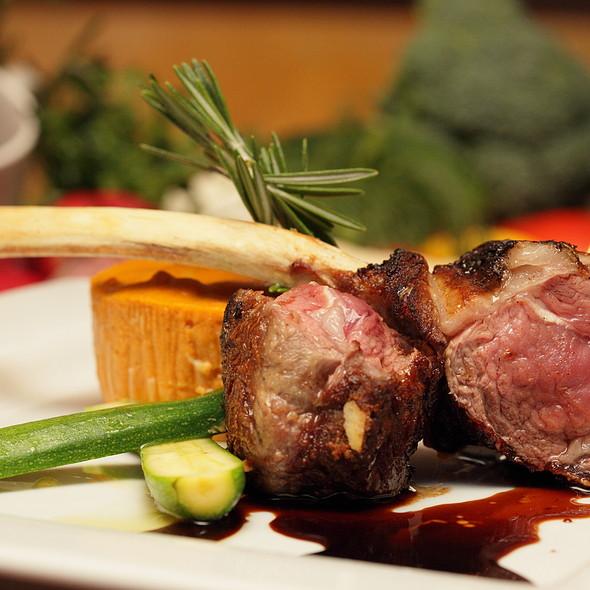Lamb Chops - Antica Roma Trattoria Mozzarella Bar, Miami Beach, FL