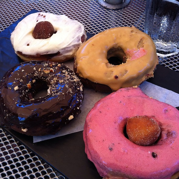 Donut Sampler - Lyon Hall, Arlington, VA