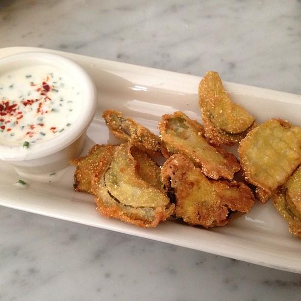 Fried Pickles - Tipsy Parson, New York, NY
