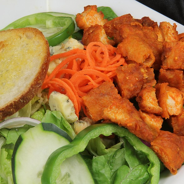 Buffalo Chicken Salad - Medici in Normal, Normal, IL