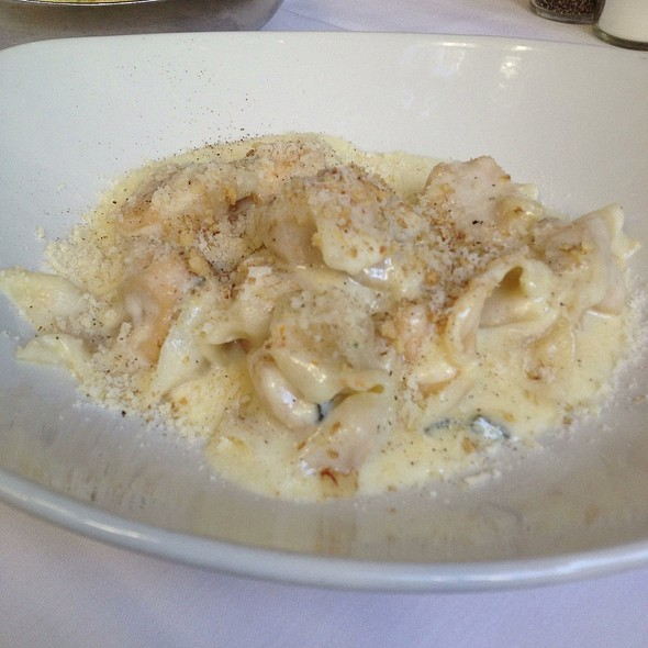 Tortellini With Sweet Potatoes And Hazelnut Brown Butter - Buona Tavola - San Luis Obispo, San Luis Obispo, CA