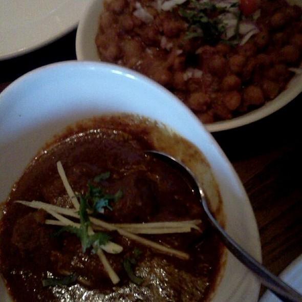 Chana Masala And Lamb Curry - India's Rasoi, St. Louis, MO