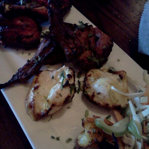 Indian Feast For Two - India's Rasoi, St. Louis, MO