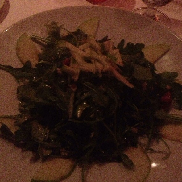 Green Apple Gorgonzola Salad - Cedar Creek, Glen Cove, NY