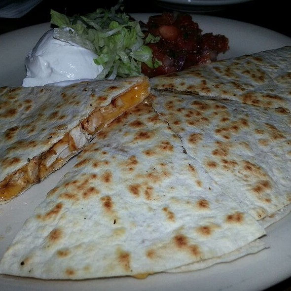 Chicken Quesadilla - Brother Jimmy's BBQ-New Brunswick, New Brunswick, NJ