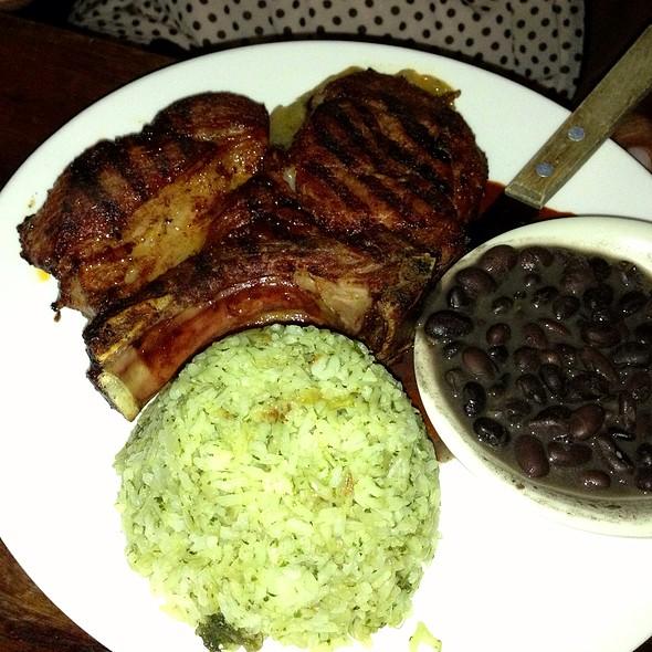 Chuleta de Puerco - Esperanto Restaurant, New York, NY