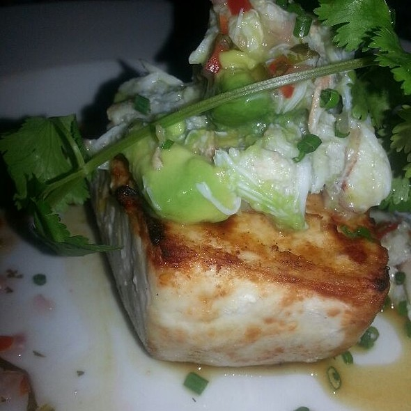 Pacific Swordfish - Eddie V's - Fort Worth, Fort Worth, TX