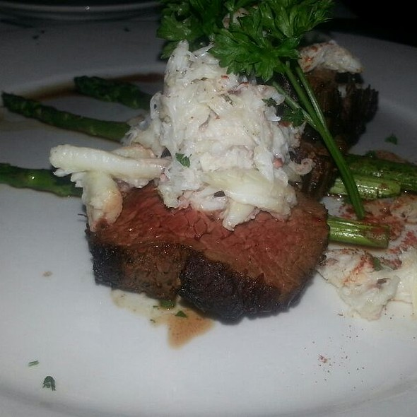 Center Cut Filet Mignon - Eddie V's - Fort Worth, Fort Worth, TX