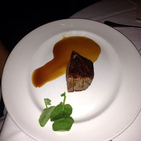 Half Of A Filet Mignon - The Capital Grille - Charlotte, Charlotte, NC