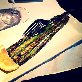 Grilled Asparagus - Spencer's for Steaks and Chops - Omaha, Omaha, NE