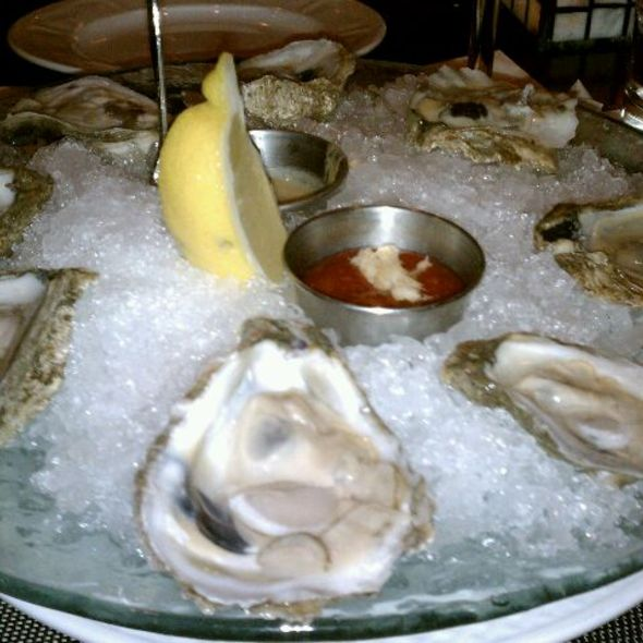 Oysters - Mill's Tavern, Providence, RI