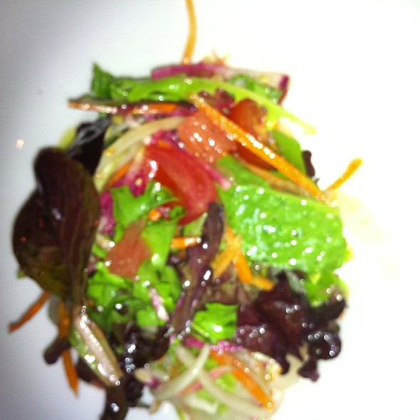Plum Farm Salad - Ebbitt Room, Cape May, NJ
