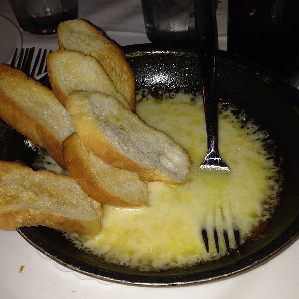 Pan Fried Cheese With Bread - Beelow's - Lake Zurich, Lake Zurich, IL