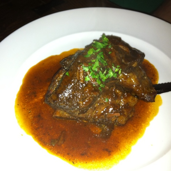 Braised Short Ribs - Local 188, Portland, ME
