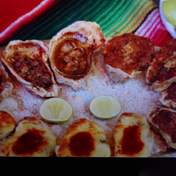Ostiones 4 - 4 - 4 - TK Terraza Grill, Naucalpan, MEX