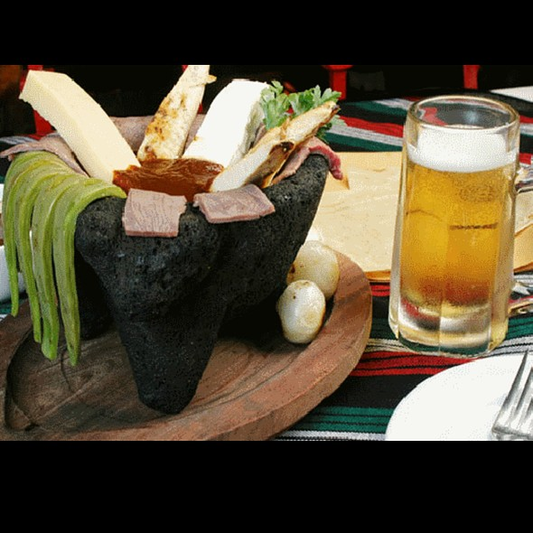 Molcajete - TK Terraza Grill, Naucalpan, MEX