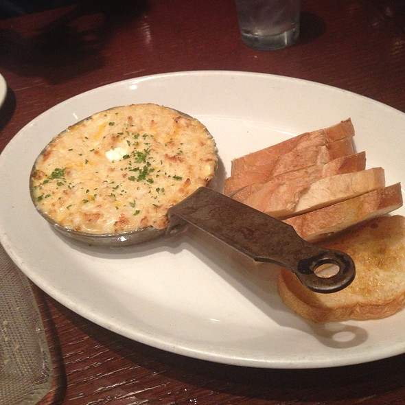 Crab Dip - Kora restaurant - bar - lounge, Arlington, VA