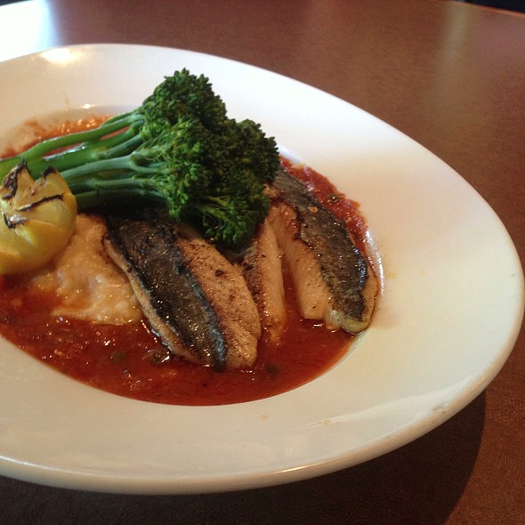 Spanish Mackrel - Brickside Grille, Exton, PA