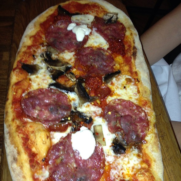 Pizze - Zizzi - Paddington Street, London