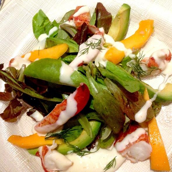 Maine Lobster Salad - Mille Fleurs, Rancho Santa Fe, CA