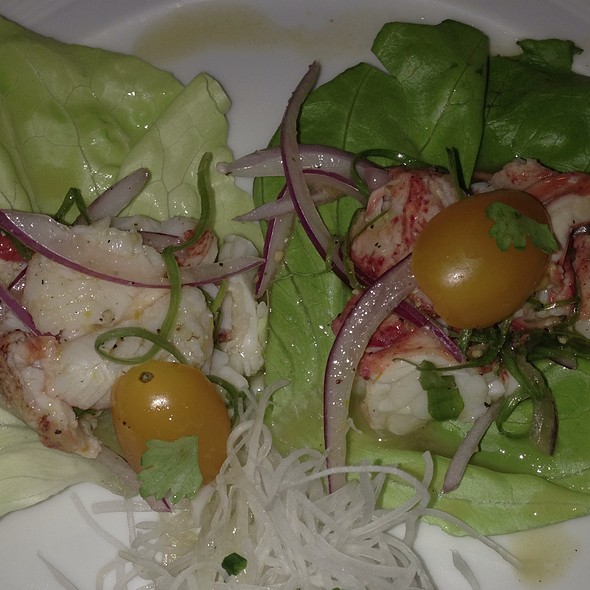 Lobster Ceviche - Nobu Next Door, New York, NY