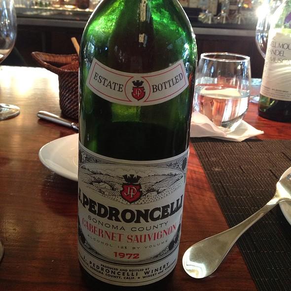 Wine Older Than Me! - PRESS, St. Helena, CA