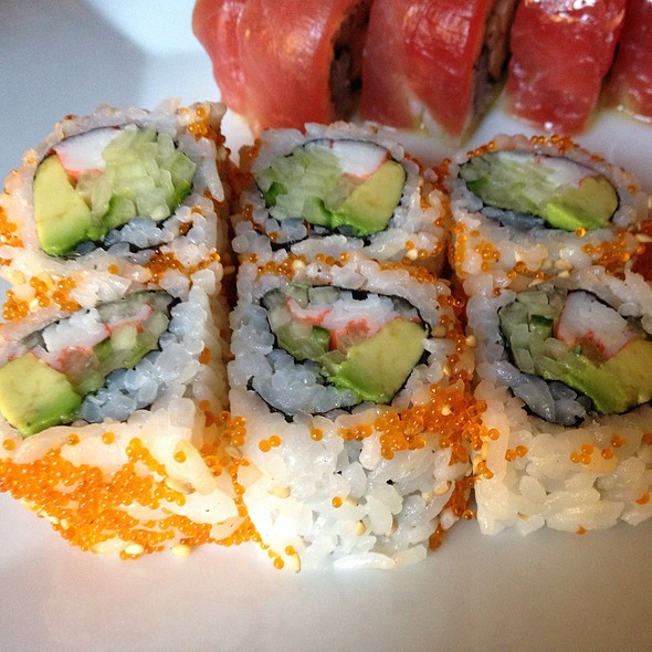 California Roll - Itadaki, Boston, MA