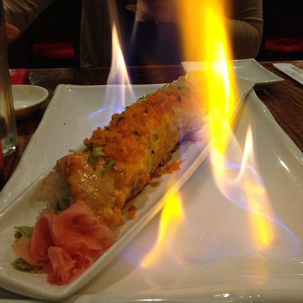 Kiss Of Fire Sushi - Wildfish - Arlington Heights, Arlington Heights, IL