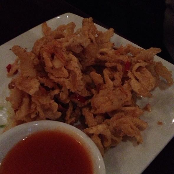 Crispy Squid With Salt And Garlic - Saigon Saigon, London