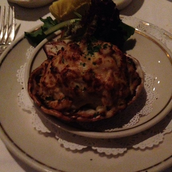 Crab Imperial - The Prime Rib - Baltimore (The Original), Baltimore, MD