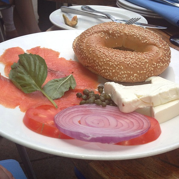 Bagel & Lox - Villa O, Dallas, TX
